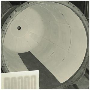 Футеровка труб композитным материалом текрон